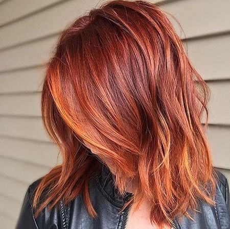 Short-Red-Hair-Color-Ideas Short Red Hair Color Ideas