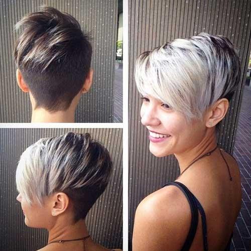 Asymmetrical-Short-Silver-Pixie-Haircut