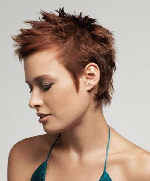 Amazing-Short-Spiky-Haircut-for-Women