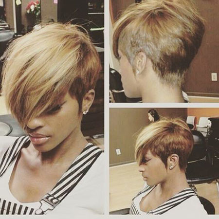 51-Short-Pixie-Hairstyles-for-Black-Women Best Short Pixie Hairstyles for Black Women 2018 – 2019