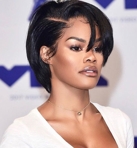 Cute-Bob-1 Best Short Hairstyles for Black Women 2018 – 2019