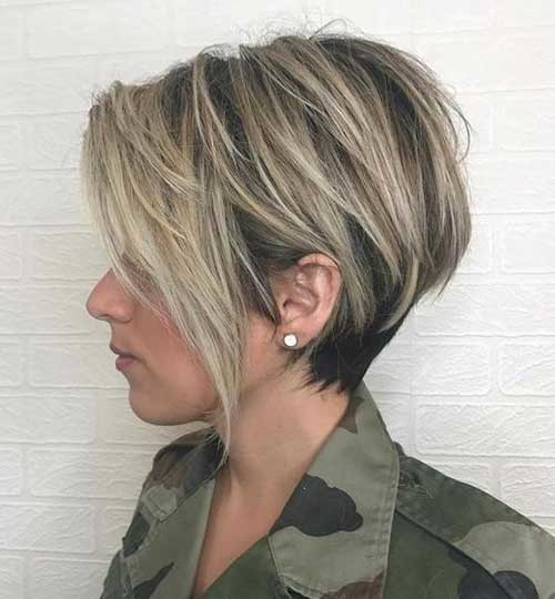 Straight-Long-Pixie-Hairstyle