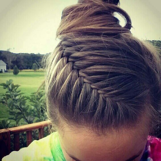 18-cute-french-braid-hairstyles-for-girls-2018-1