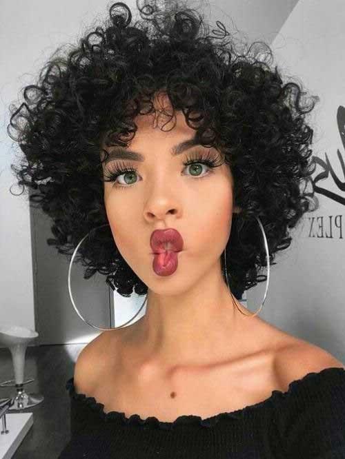 Adorable-Short-Curly-Natural-Hair