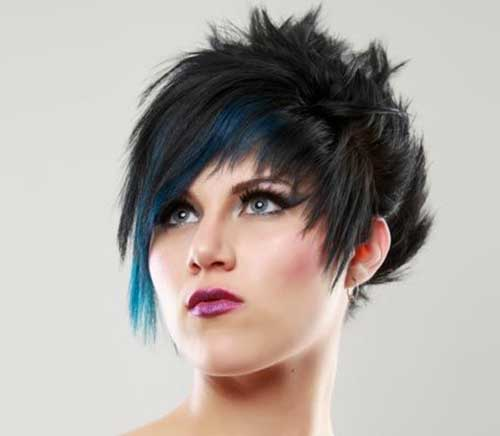 Best-Punk-Hairstyle-Idea-for-Short-Hair
