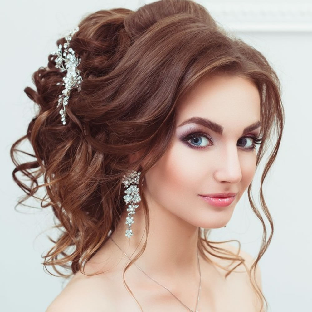 A-Cinderella-Look-Hairstyle-with-the-Messy-Accessorized-Bun