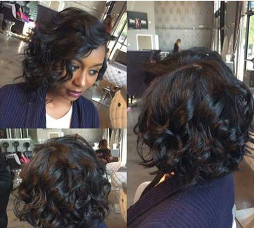 Black-Curly-Bob-Hairstyle