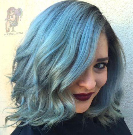 Blue-Medium-Length-Waves