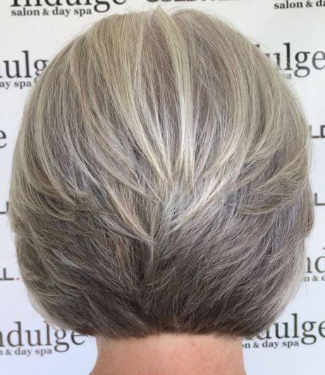 Ashy-Hairstyle-with-Stacked-Layers