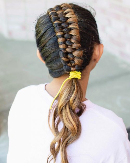 braided-ponytail-hairstyle-for-kids
